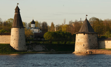 Псков / Великий Новгород