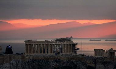 Греция / декабрь 2013